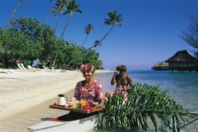 (Polynesia) – Moorea – Island of love
