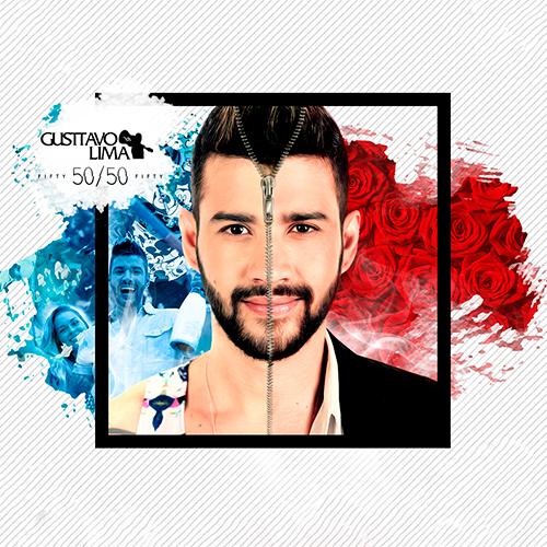 Download - CD Gusttavo Lima – 50/50 (Ao Vivo Em Caldas Novas 2016)