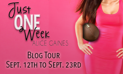 Alice Gaines, Romance Author