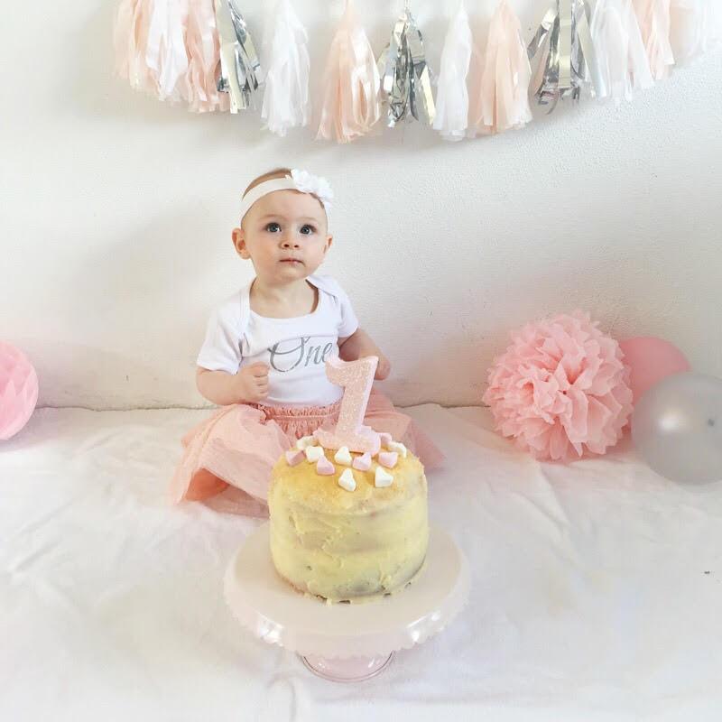 Elinn S Eerste Verjaardag Versier Je Feest
