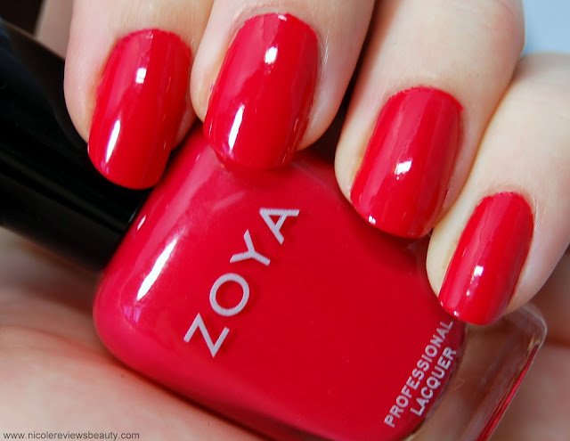 Zoya Nail Polish in LC Swatch