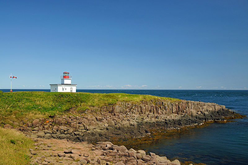Grand Passage Lighthouse, Bay of Fundy