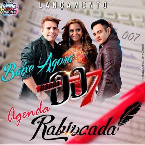 BANDA 007 - AGENDA RABISCADA