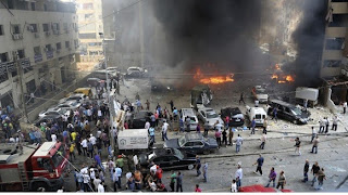 Car bomb in Beirut