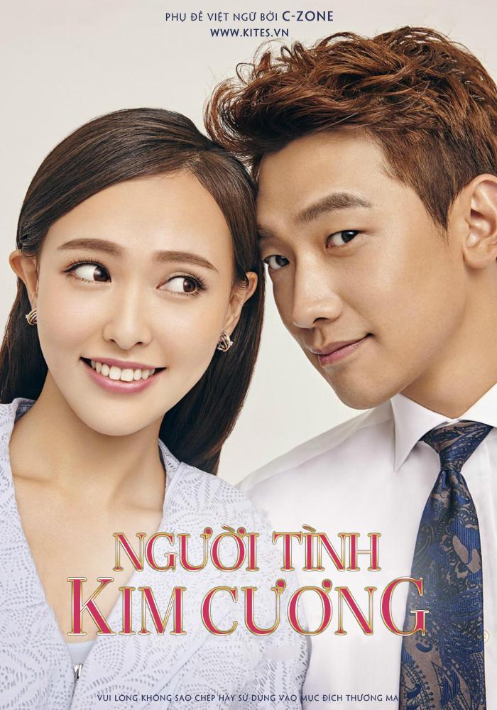 Poster phim Người tình kim cương