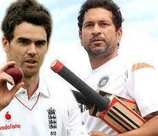 Sachin vs Anderson