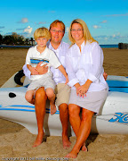 Florida family portraits on Fort Lauderdale beach. (florida beach portraits bmp )
