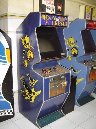 Moon Cresta, arcade vintage, www.arcadevintage.es