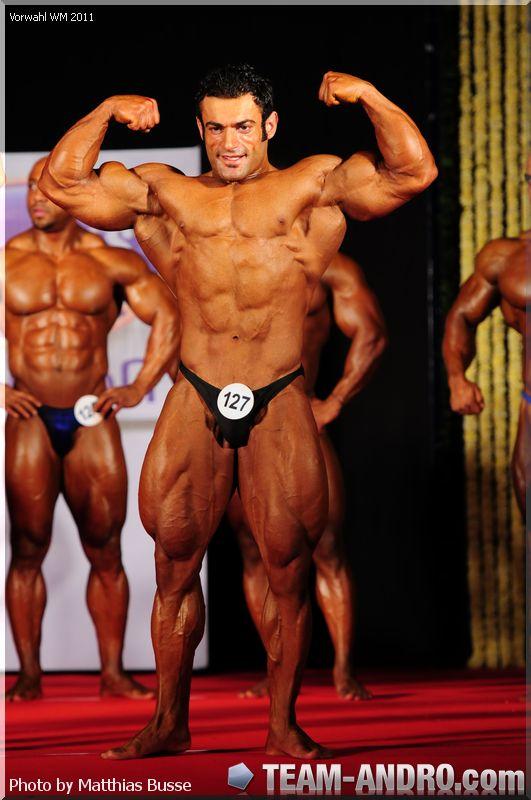 suhas khamkar the indias top bodybuilder: nazer hussein bodybuilder