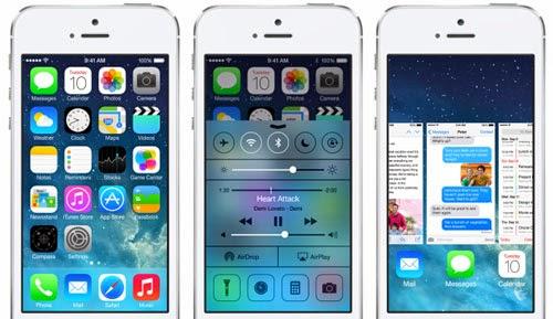 Apple Prepare To Release IOS 7.0.1