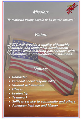 JROTC Mission and Values