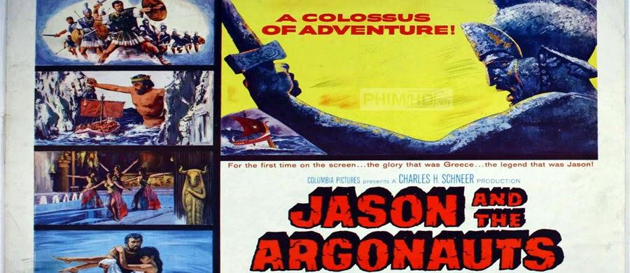 Phim Jason Và Bộ Lông Cừu Vàng VietSub HD | Jason And The Argonauts 1963