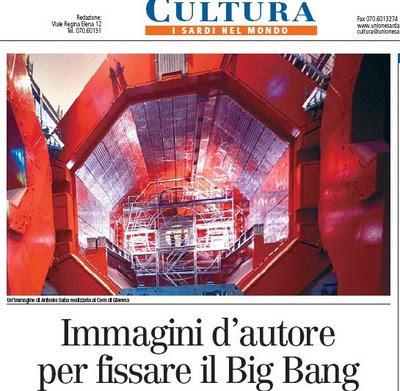 Saba CERN INFN Cagliari Ginevra