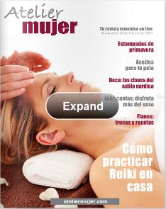 Revista Atelier Mujer 25-2-2013