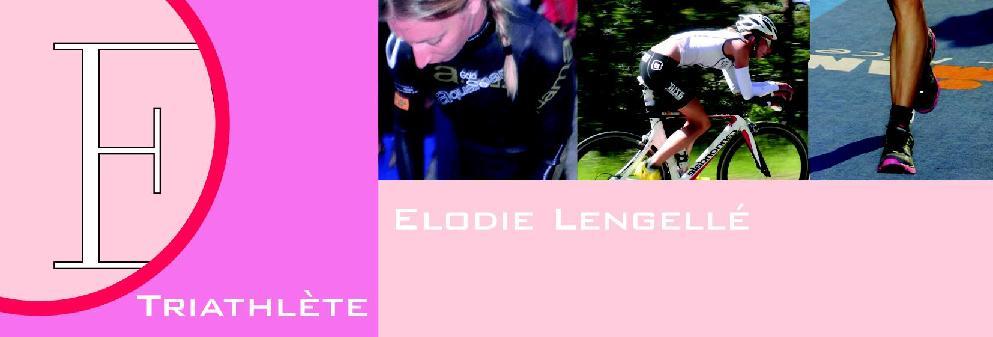 Elodie, triathlète