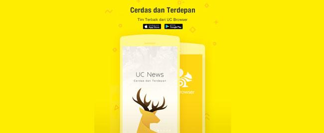 UC News; Blogger Indonesia;