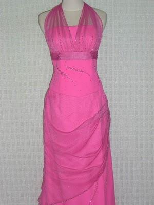 Gaun Pesta 2011 Desain Model Busana Baju Gaun Pesta Mal