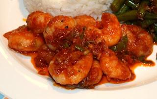 recept; recepten; hoofdgerecht; hoofdgerechten; chinees; oosters; garnalen; vis;