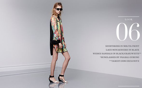 Prabal Gurung for Target Lookbook