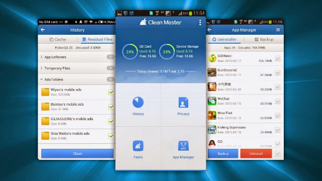 Aplikasi-aplikasi Android Terpopuler Tahun 2014