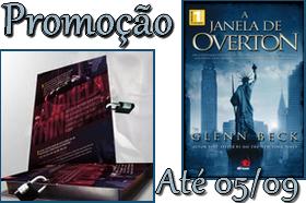 Sorteio Kit Janela de Overton