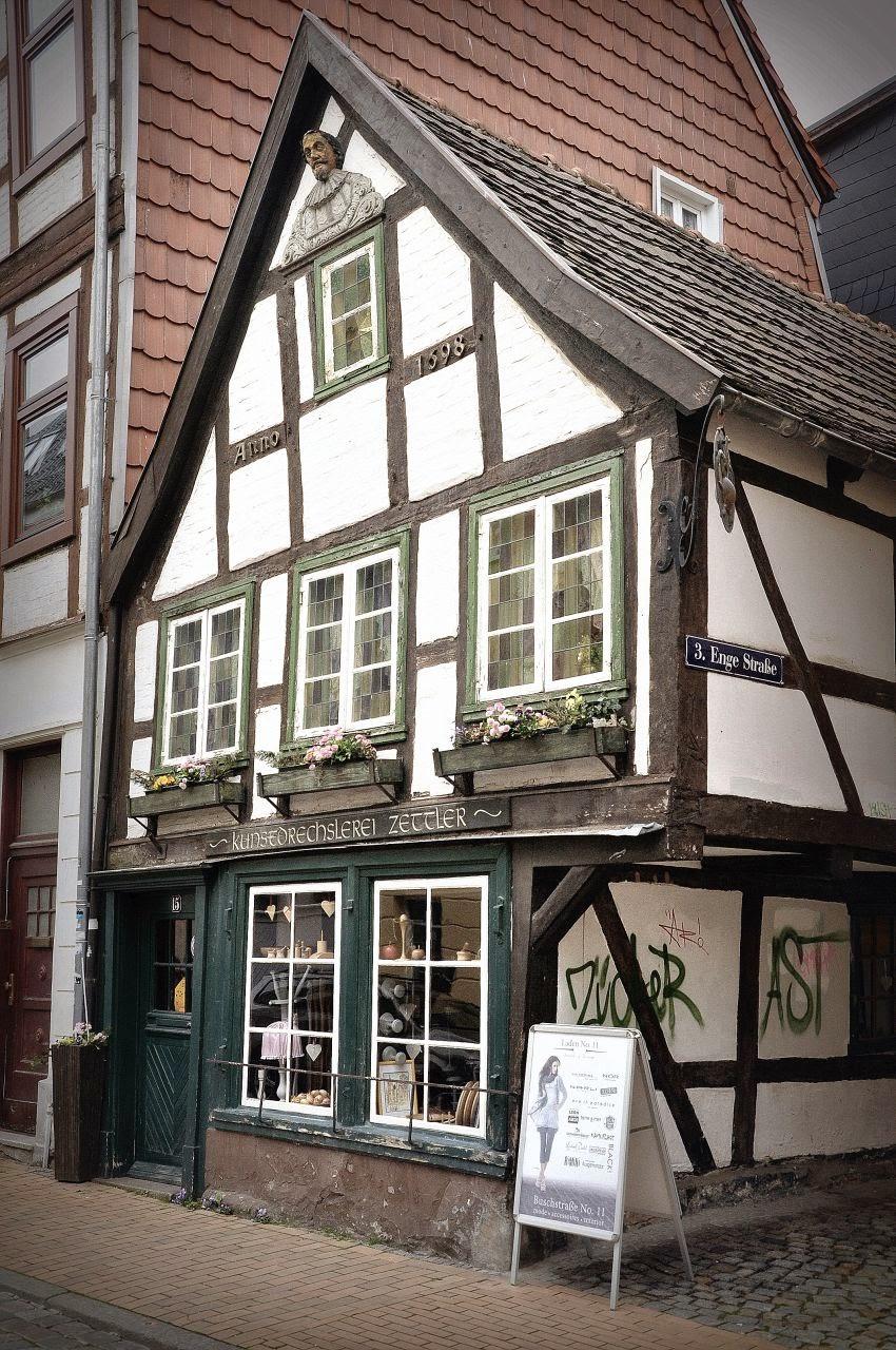 dom z muru pruskiego w Schwerin