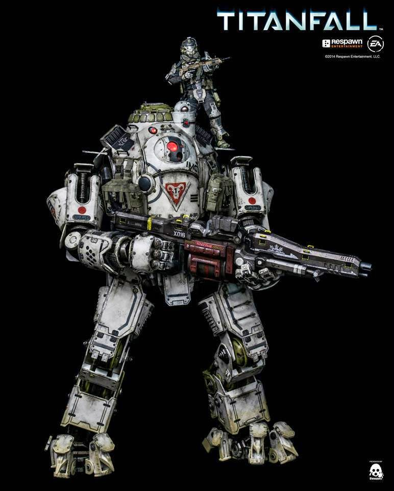 Titanfall Action Figure Titan Atlas