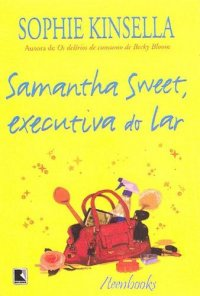 livro samantha sweer, executiva do lar