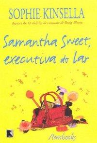 livro samantha sweer, executiva do lar