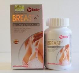 Suplemen Pembesar Payudara Emilay Breast Enhancement