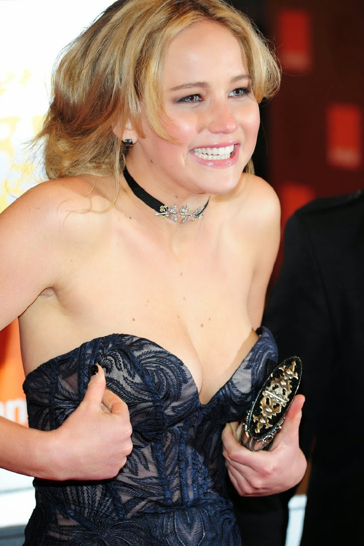 Jennifer Lawrance:World most Sexiest woman ranking #1