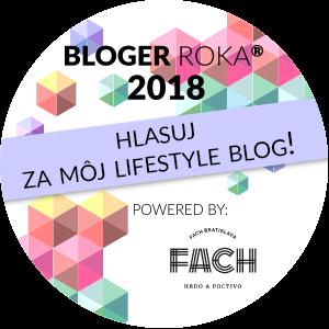 BLOGER ROKA 2018-LIFE