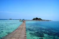 Pulau Tidung Balinya Jakarta (compasdotcom) exsotis sejagadraya ( +/-500mtr)