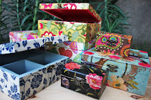 Rose Cottage Boxes