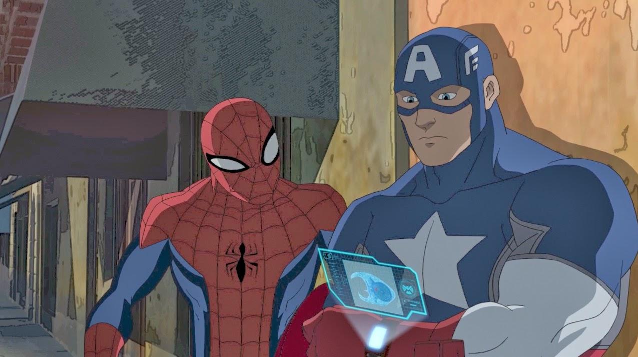 """Novedades de las películas de """"Capitán América: El soldado de Invierno"""" y """"The Amazing Spider-Man 2: El Poder de Electro"""""""