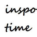 inspo time | inspotime