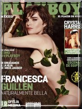 Francesca Guillen en Playboy