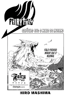 Fairy Tail 497 Mangá Português leitura online