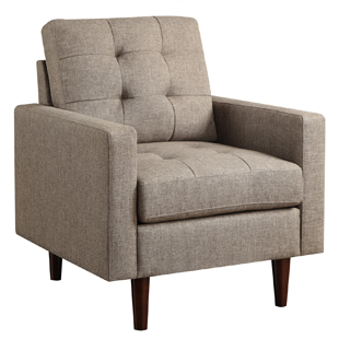 ALL MODERN AC PACIFIC STACEY ARM CHAIR