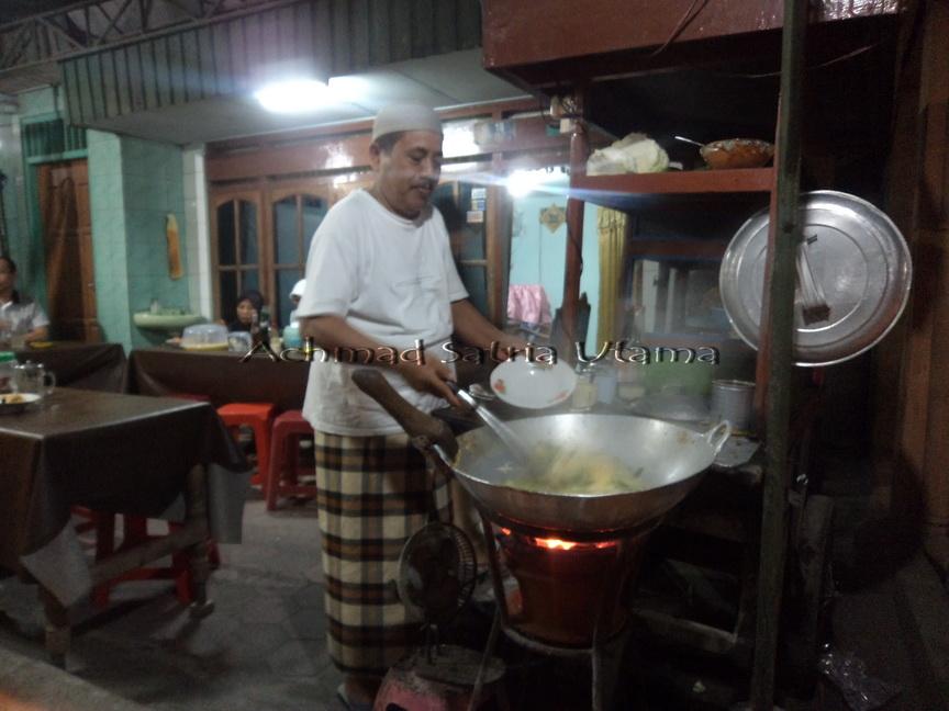 Jelajah Kuliner Mie Godog Achmad Satria Utama S Pd