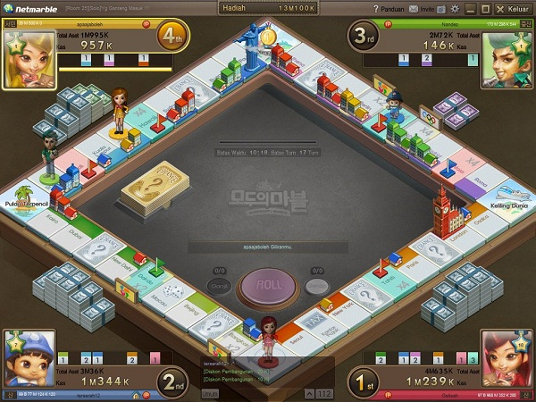 Download Cheat Modoo Marble 2013
