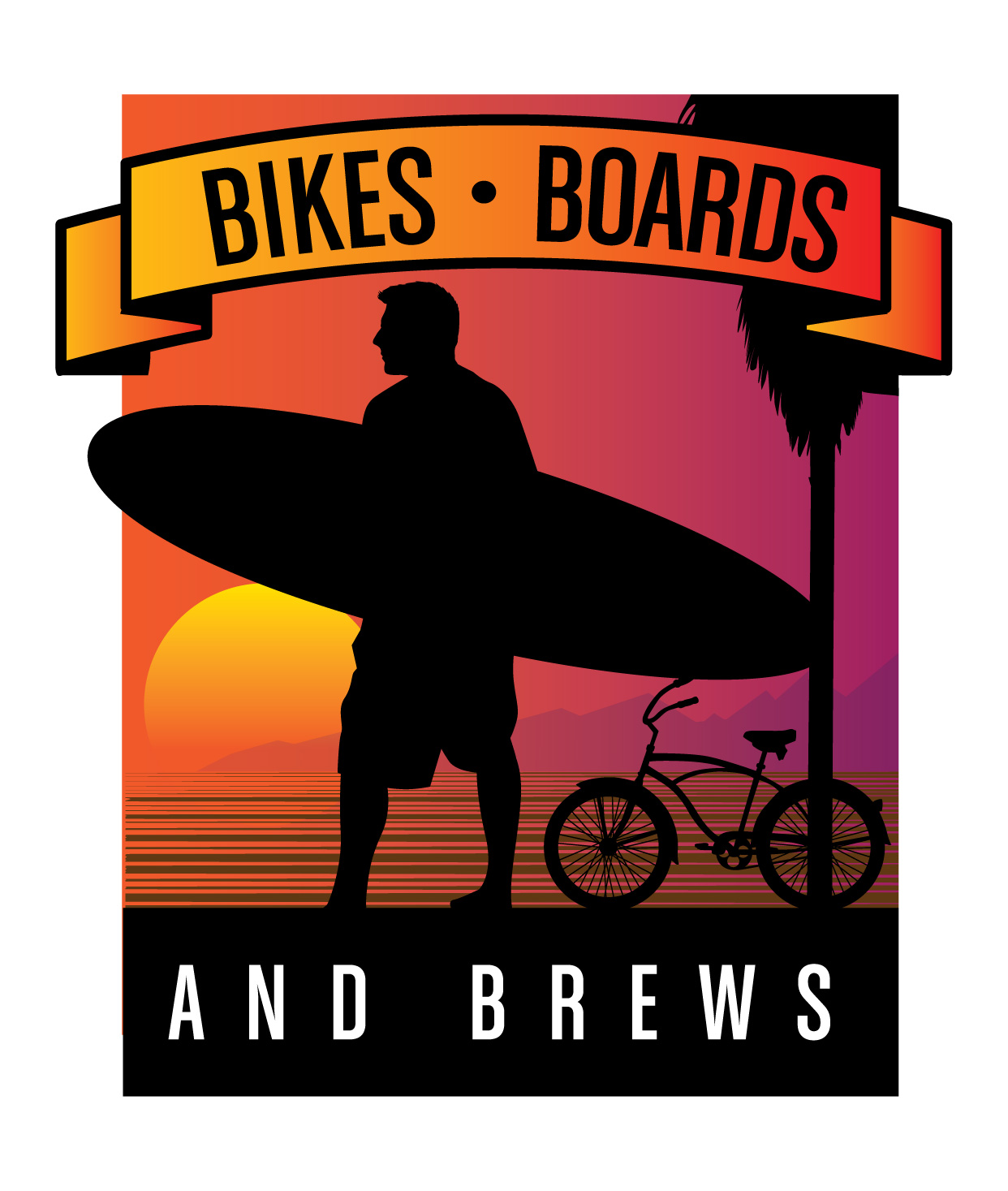 Bikes And Boards Bikes Boards and Brews