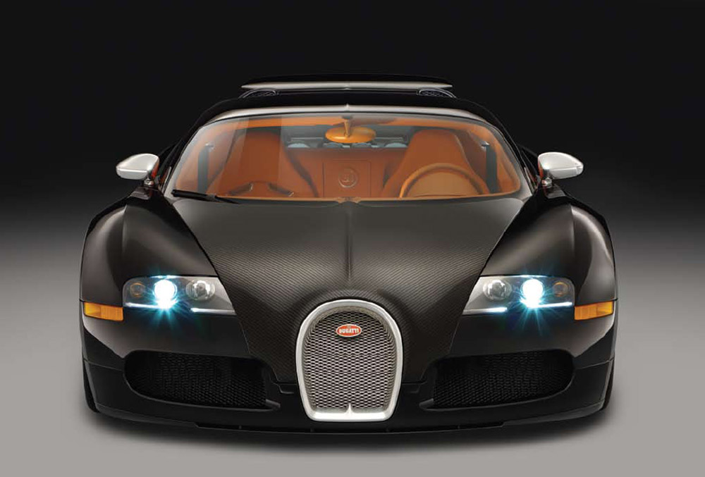 voitures et automobiles la bugatti veyron. Black Bedroom Furniture Sets. Home Design Ideas