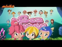 Deniz Prensesleri Oyunu Minika