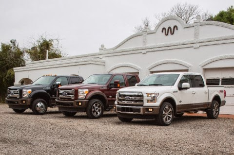 King Ranch and Ford's 15 Years of Partnership Celebration