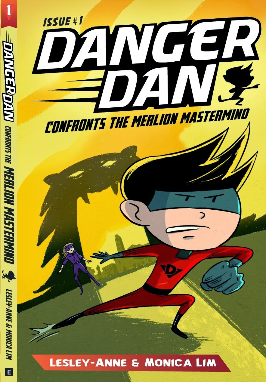 "Co-author of ""Danger Dan Confronts the Merlion Mastermind"""