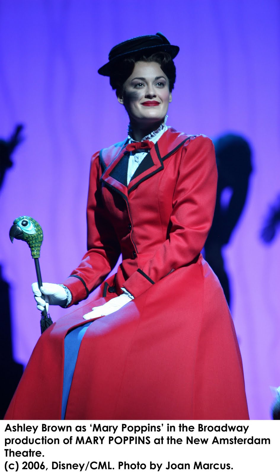 review of mary poppins on broadway
