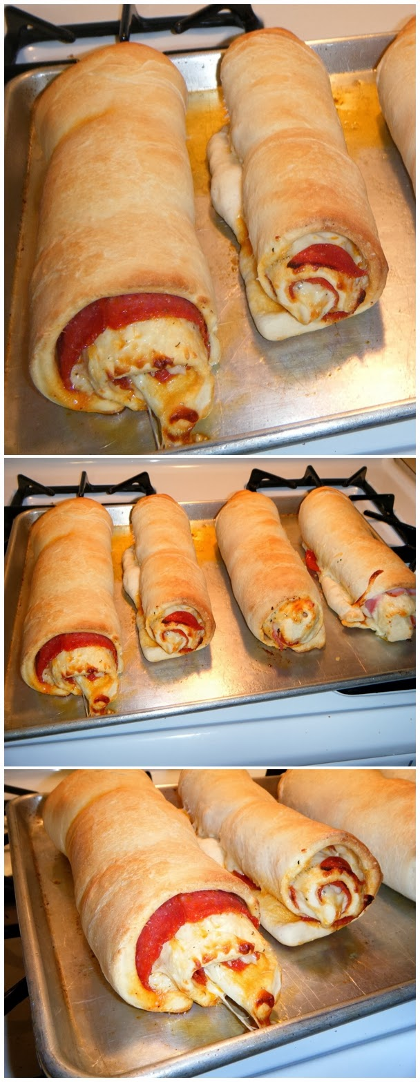 How to make Pepperoni Roll