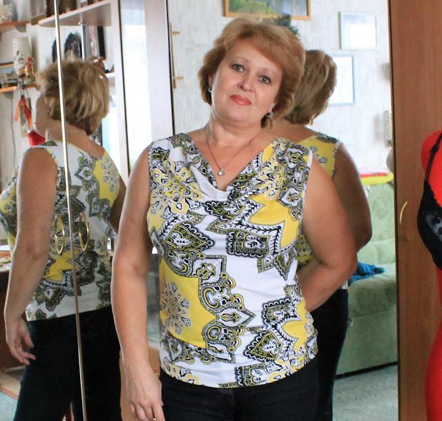 Выкройка блузки (75 фото) 99