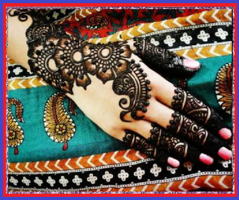 Bangladesh Mehndi Ceremony : Sexy photo image excellent hand mehndi styles photos and